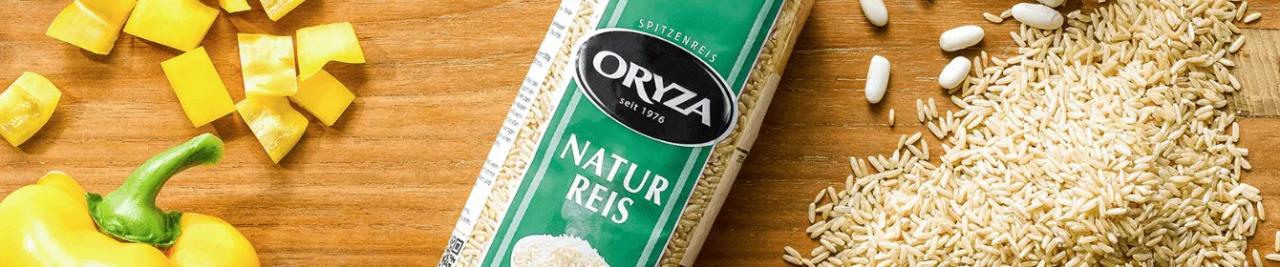 ORYZA-Produkte
