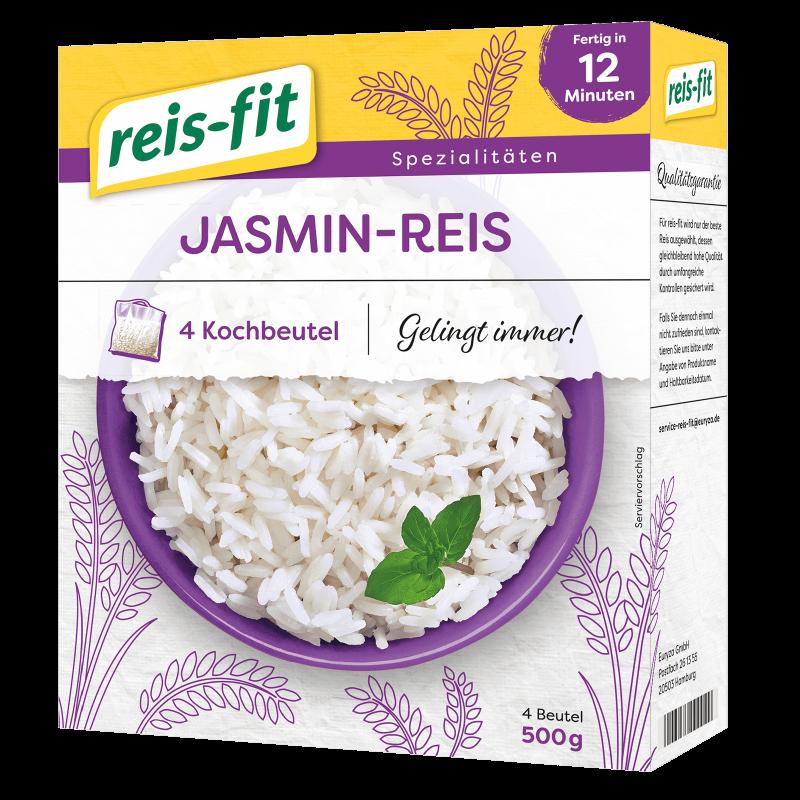 reis-fit Jasmin-Reis 500g