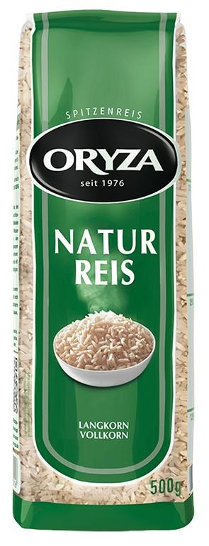 ORYZA Natur Reis 500g