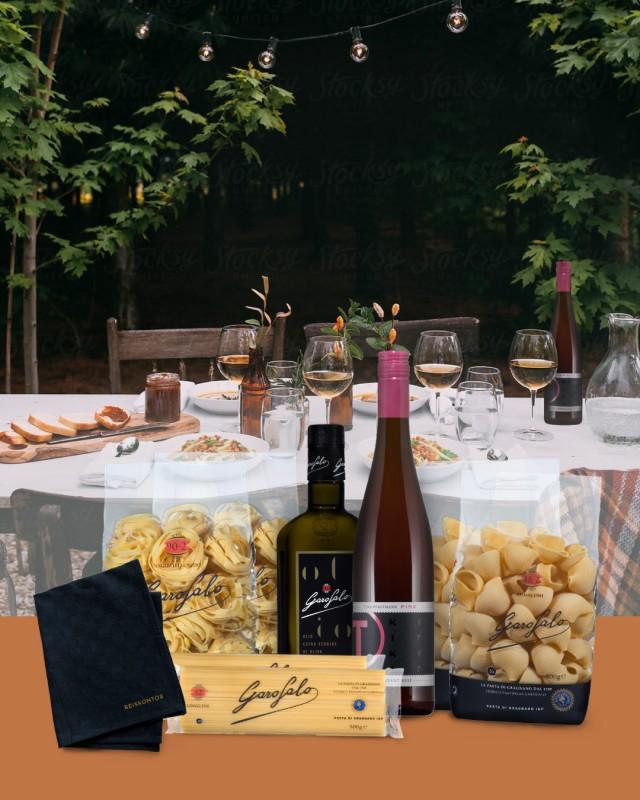 Garofalo Genuss-Paket No. 1 + Wein gratis