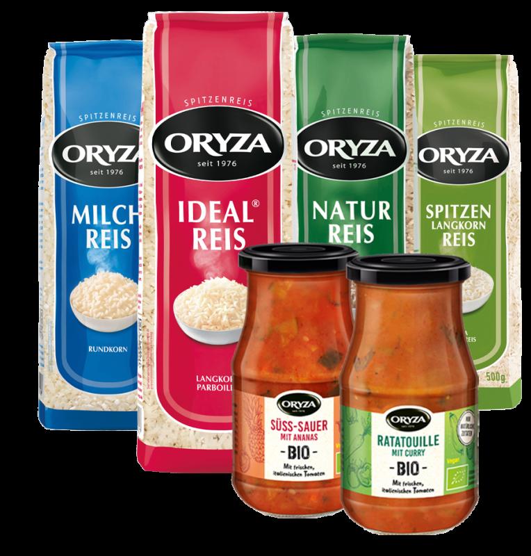 ORYZA Basis Paket