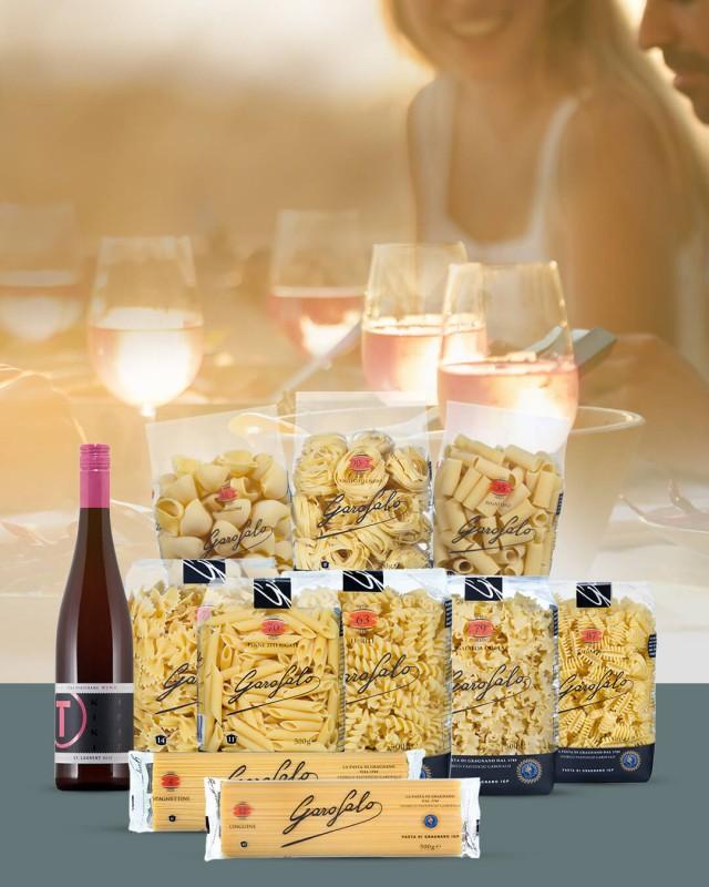 Garofalo Genuss-Paket No. 2 + Wein gratis