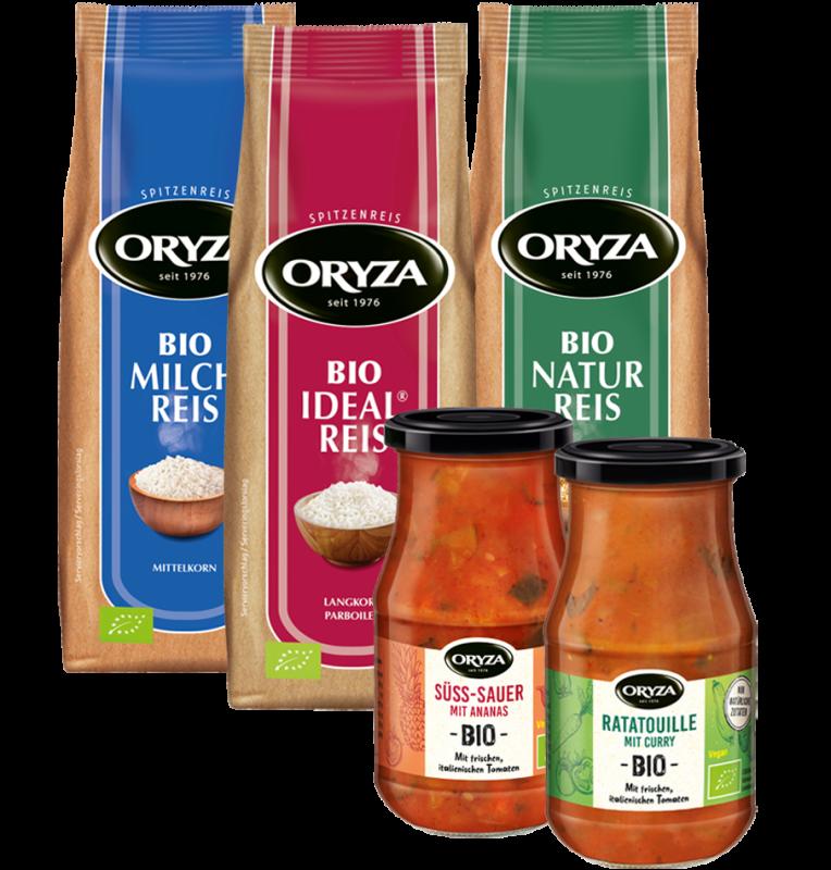 Oryza Bio Paket