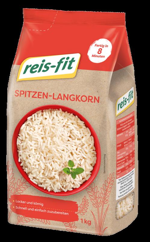 reis-fit 8 Minuten Spitzen-Langkorn-Reis 1 kg
