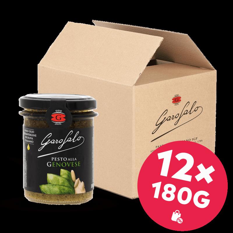 Garofalo Pesto alla Genovese 12x 180g