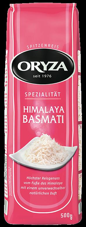 ORYZA Himalaya Basmati Reis 500g