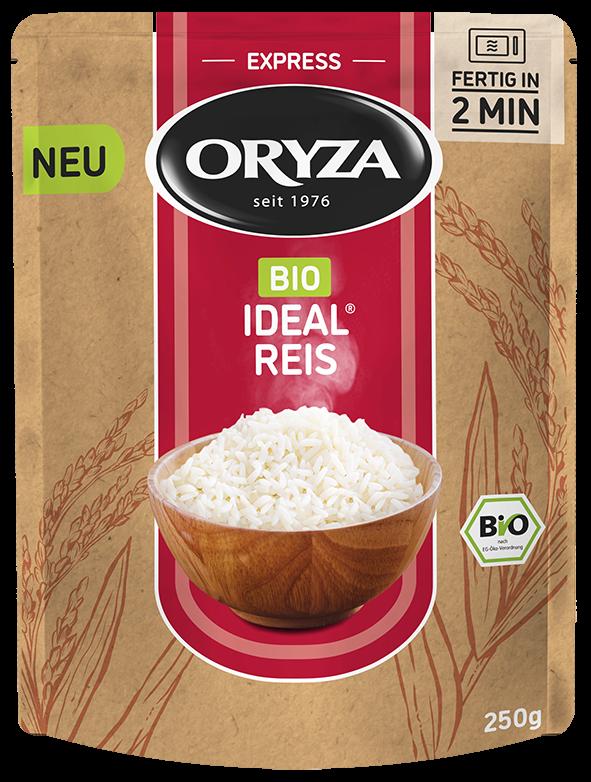 ORYZA BIO Express Ideal Reis 250g