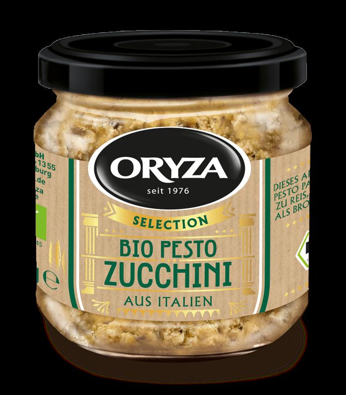 ORYZA Bio Pesto Zucchini 180g