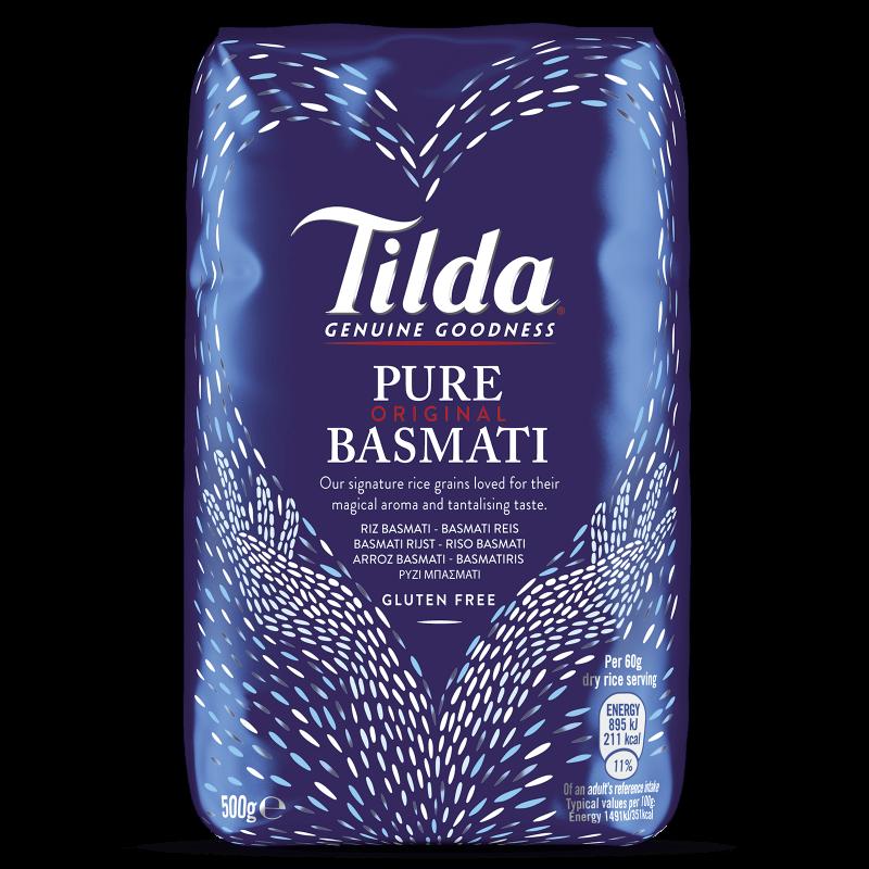 Tilda Pure Basmati 8x 500g