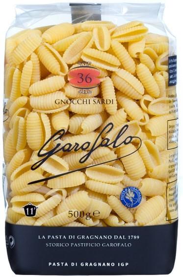 Garofalo Gnocchi Sardi IGP 16x 500g