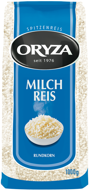 ORYZA Milch Reis 1kg