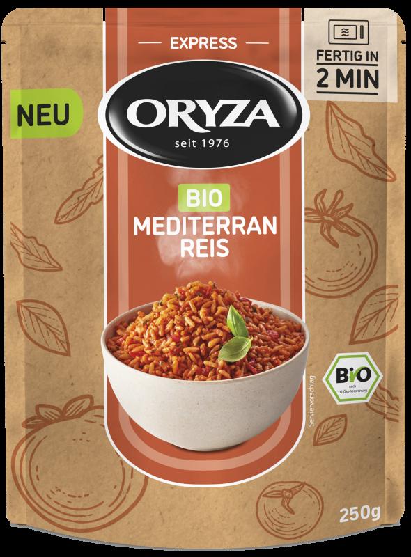 ORYZA Bio Express Mediterran 250g