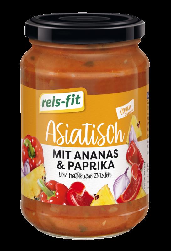 reis-fit Sauce Asiatisch 330g