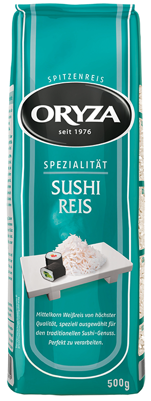 ORYZA Sushi Reis 500g