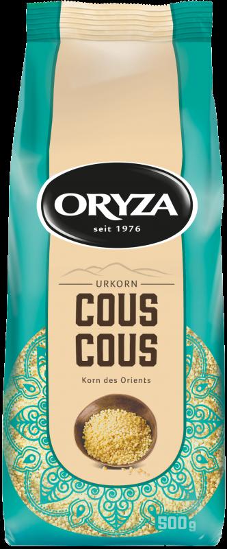 ORYZA Urkorn Couscous 500g