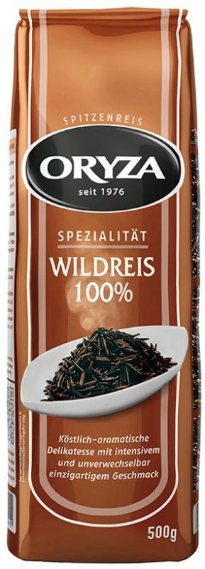 ORYZA Wildreis 100% 500g