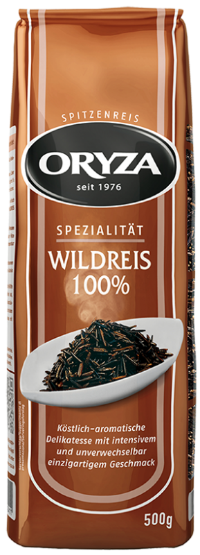 ORYZA Wildreis 100% 500g