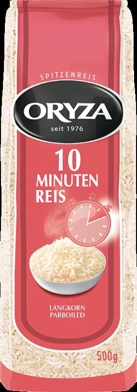 ORYZA 10 Min. Parboiled Reis 500g