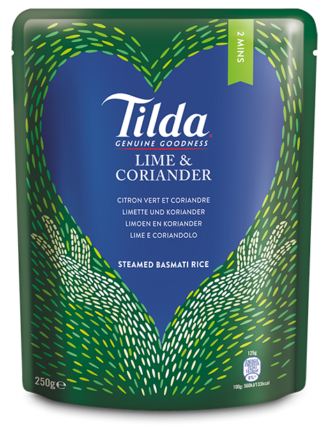 Tilda Limette & Koriander 250 g