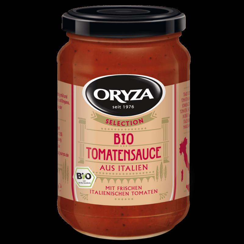 ORYZA Bio Tomatensauce 330g
