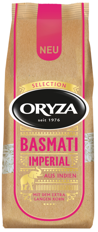 ORYZA Selection Basmati Imperial 5x 375g