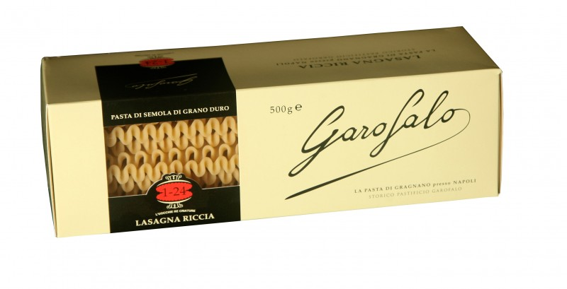 Garofalo Lasagne Riccia 500g