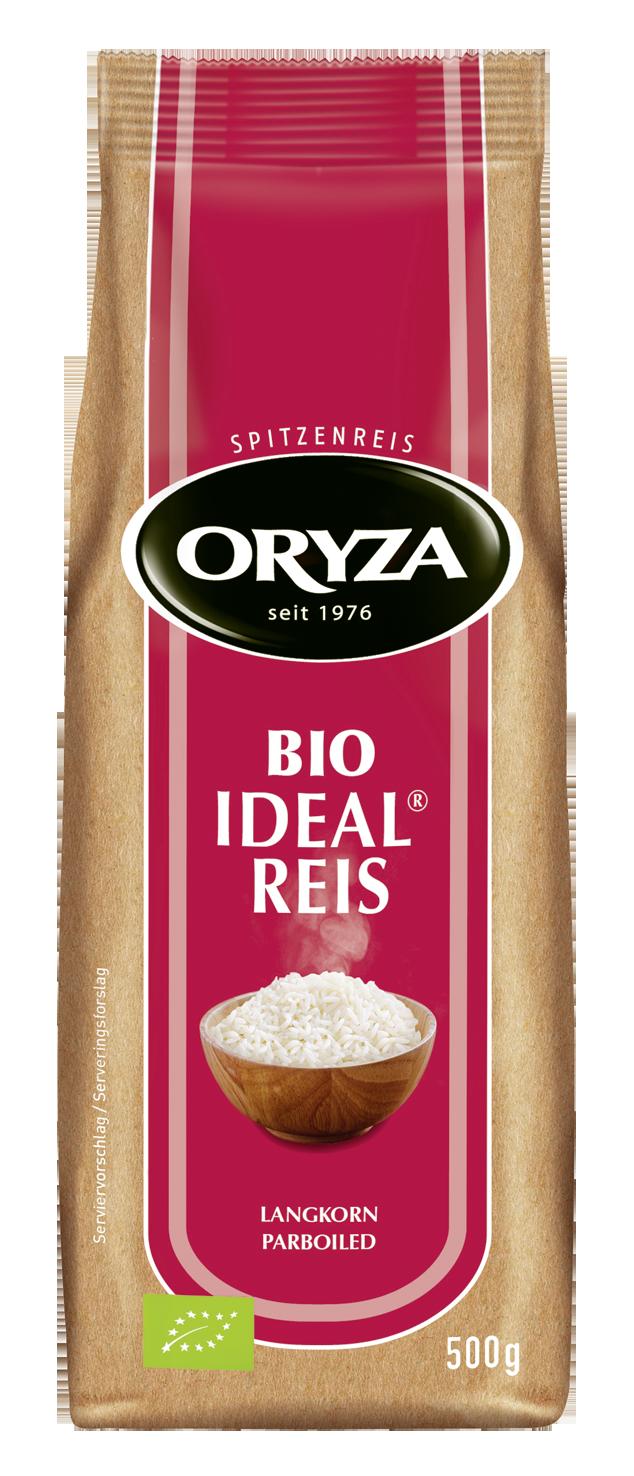 ORYZA BIO Ideal Reis 5x 500g