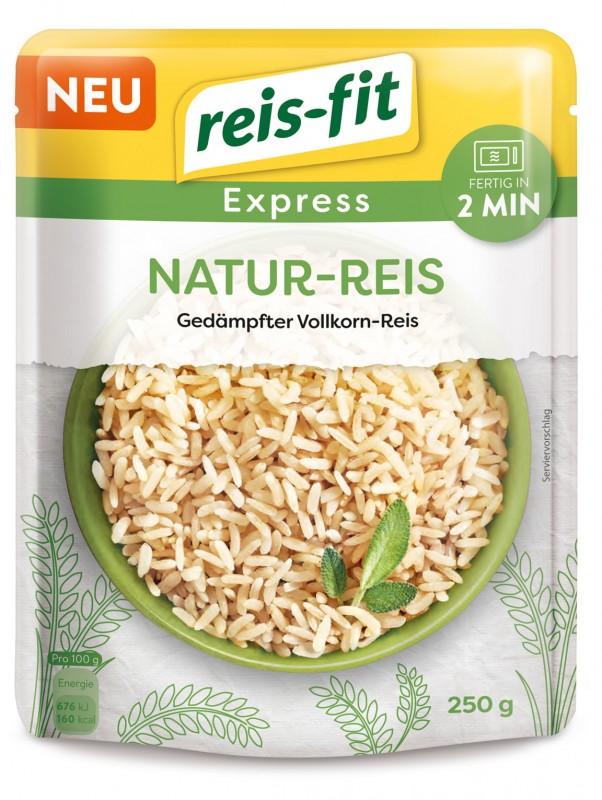 reis-fit Express Natur-Reis 250g