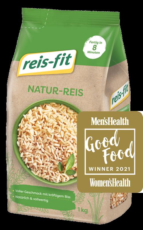 reis-fit 8 Minuten Natur-Reis 1 kg
