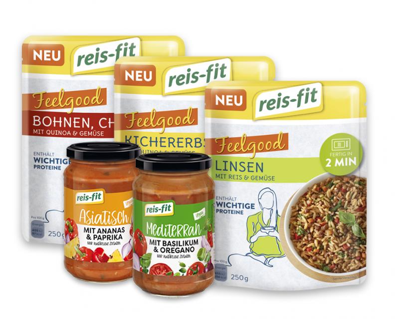 reis-fit Protein-Paket
